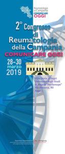 Congresso Reumatologia campania